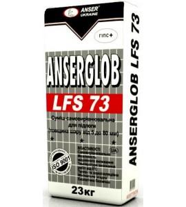 Самовыравнивающаяся смесь для пола ANSERGLOB LFS 73
