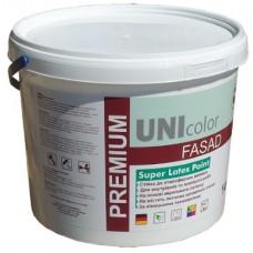Краска фасадная акриловая UNI Premium 14 кг