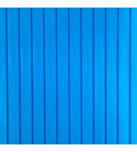 Поликарбонат TitanPlast 6 мм синий