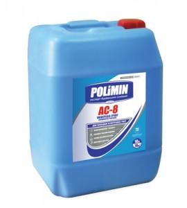 Грунтовка Polimin АС-8 Универсал-грунт глубокого проникновения 10 л