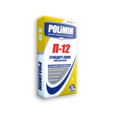 Клей для плитки Polimin П-12 Стандарт-плюс