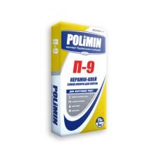 Клей для плитки Polimin П-9 Керамик-клей